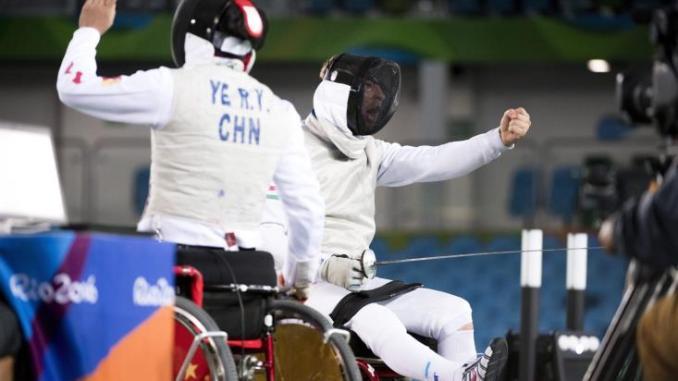 Προηγείται με 217 μετάλλια η Κίνα στους Παραολυμπιακούς Αγώνες του Ρίο