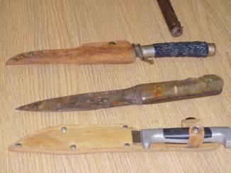 Σύλληψη 37χρονου στην Πάφο για μαχαιροφορία, μέθη και ανησυχία