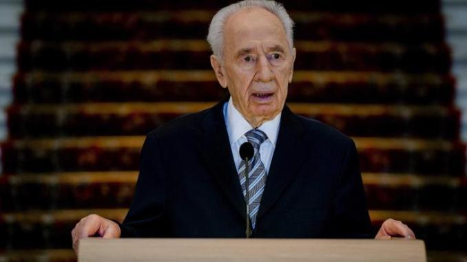 Εγκεφαλικό υπέστη ο πρώην πρόεδρος του Ισραήλ Σιμόν Πέρες