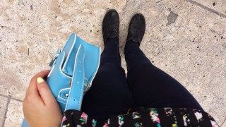 Clothes & Dreams: OOTD: Three days in Paris: Day two from where I stand