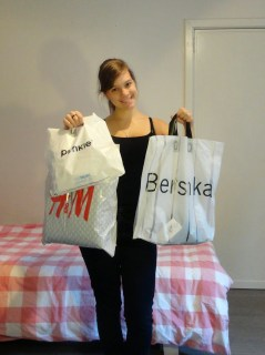 Clothes & Dreams: Shoplog: Bershka, H&M, Pimkie + ASOS: bags