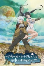 Is It Wrong to Try to Pick Up Girls in a Dungeon? Season 1