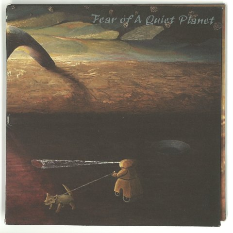 Fear of a Quiet Planet CD