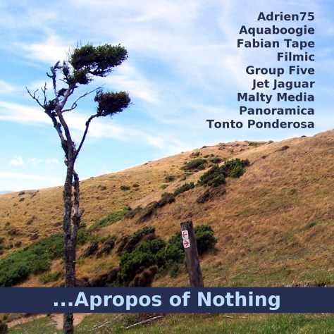 ...Apropos of Nothing cover