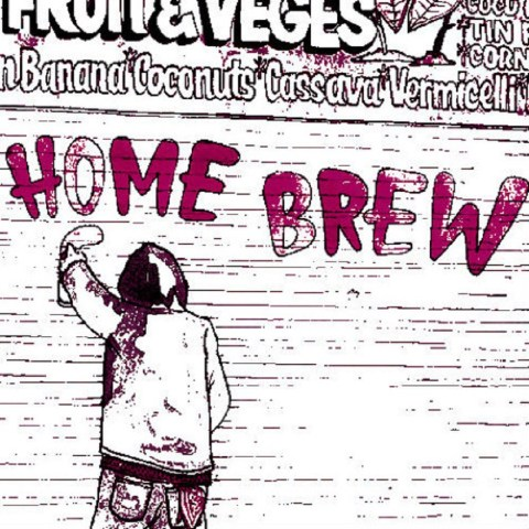 Home Brew cover tweaked
