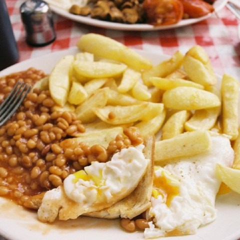 Full English breakfast?