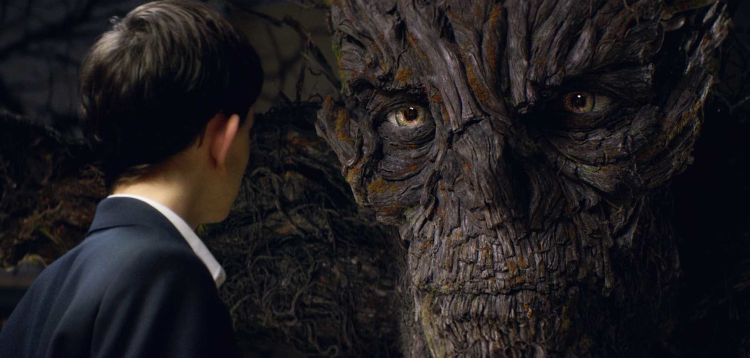 A Monster Calls Review; Facing your Demons