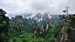 Parc national de Zhangjiajie