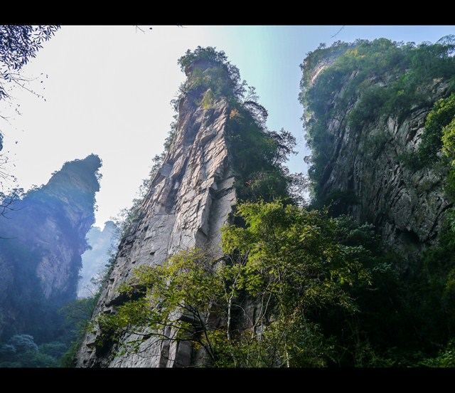 photos montagnes zhangjiajie chine hunan wulingyuan 7