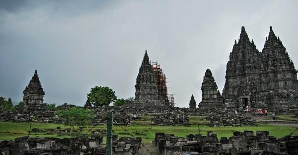 photos Prambanan Indonésie