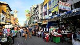 Khao San Road Thailande