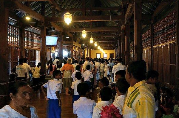 temple dent bouddha