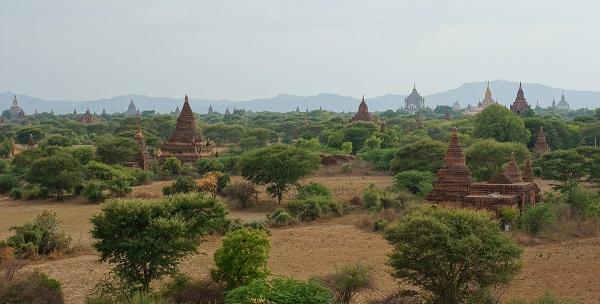 bagan birmanie
