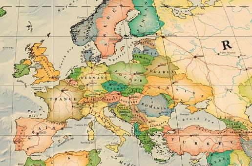 carte croatie détaillée