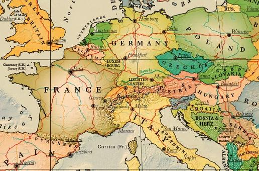carte suisse détaillée
