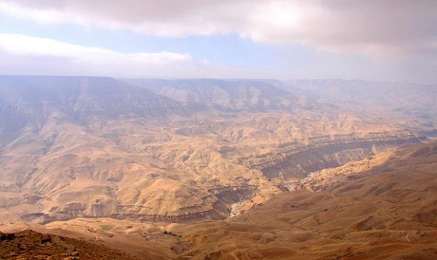 sites touristiques jordanie