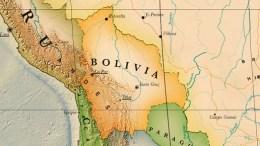 carte bolivie détaillée touristique gratuite