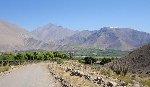site touristique chili