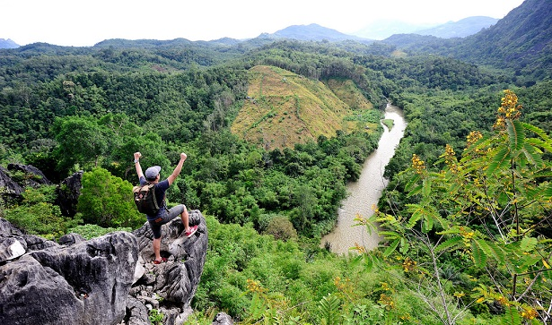 tourisme bornéo indonésie