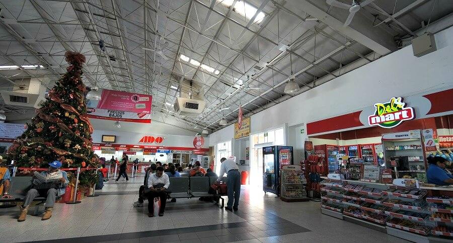 Gare routière de Mérida
