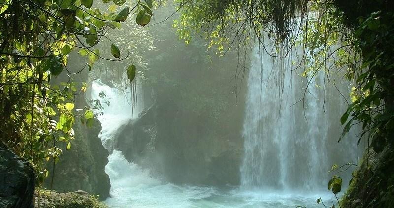 mexique site touristique