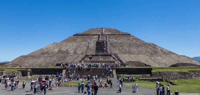 que visiter au mexique