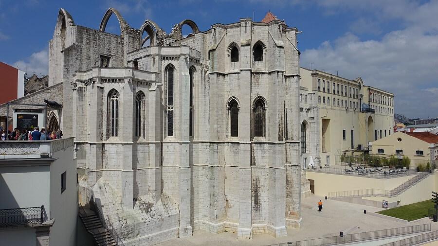 lisbonne portugal lieux d'intérêt