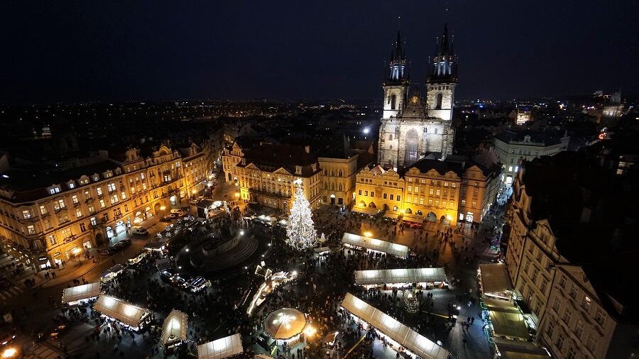 incontournable prague