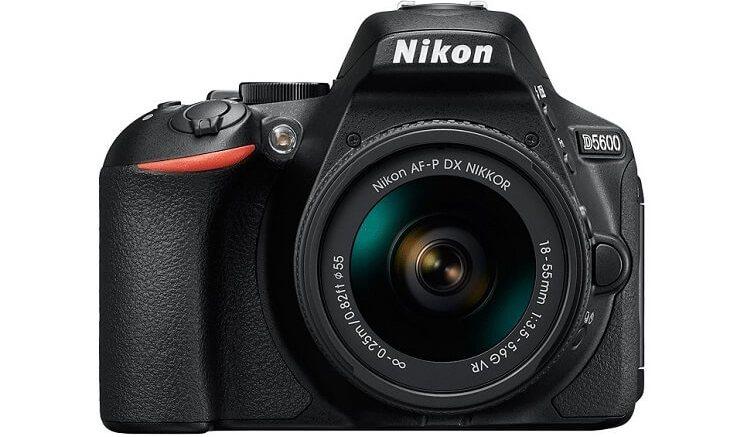 mejores objetivos para nikon-d5600