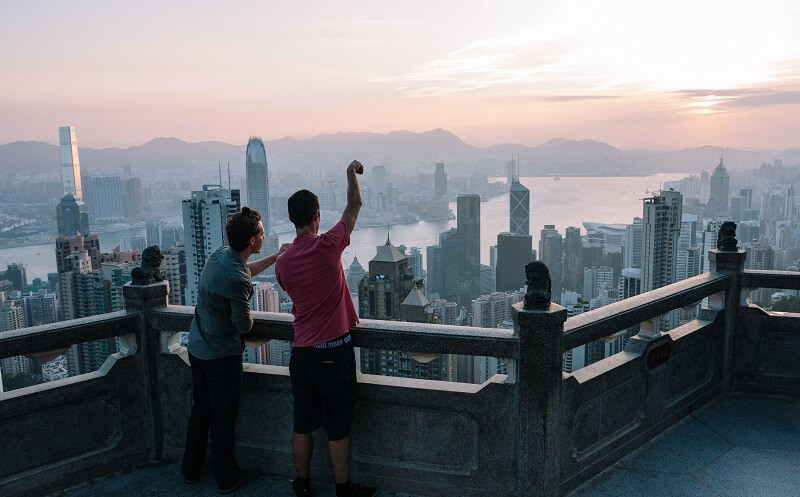 que faire a hong kong