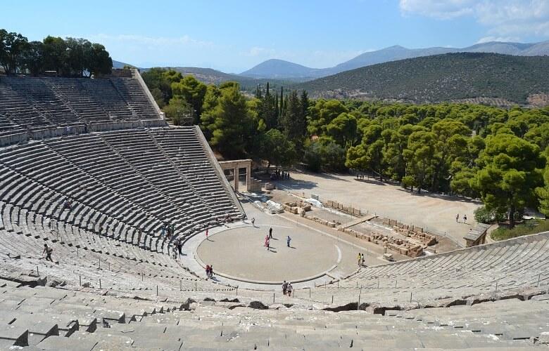 quoi visiter en grece continentale