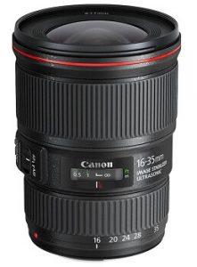 Canon EOS 5D MARK IV quel objectif choisir