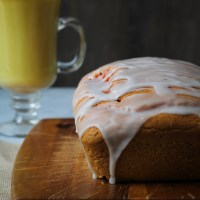 Golden Milk Loaf Cake