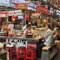 10x de populairste street food van Seoul