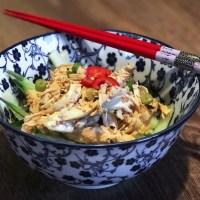 Bang bang chicken salade uit Sichuan
