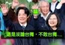 綠沒修憲算克制?網批:「台灣獨立」是假的,「台灣獨裁、萬年執政」才是真的