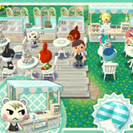 Pastry Shop Set - Nookipedia, the Animal Crossing wiki on Kitchen Counter Animal Crossing  id=84918