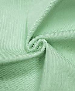 Produktbild Off-Shoulder Kleid mint Detail Material