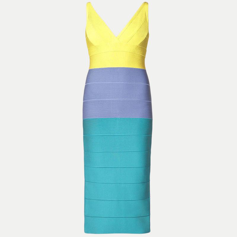 Produktbild Sommerkleid knielang von vorne