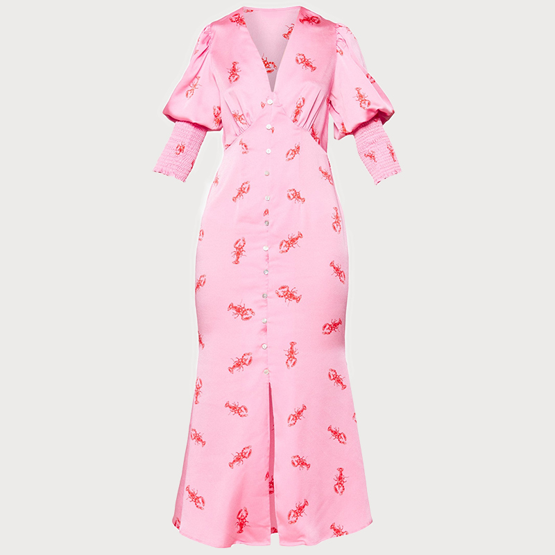 Produktbild Maxi Kleid hummer