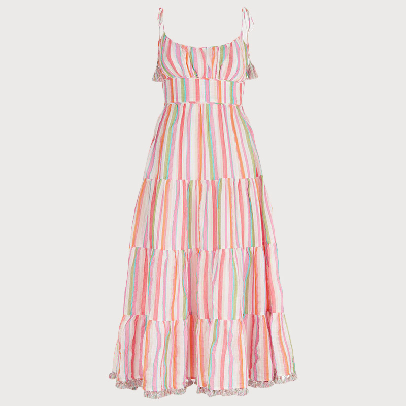 Produktbild Sommerkleid gestreift