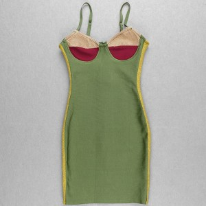 Produktfoto Kleid grün