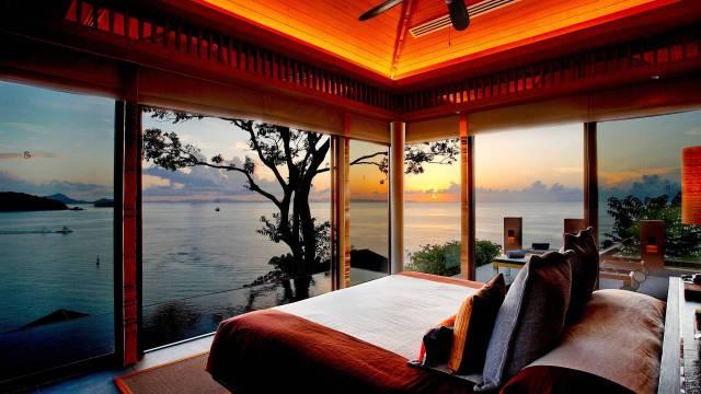 โรงแรมในประเทศไทย ศรีพันวา