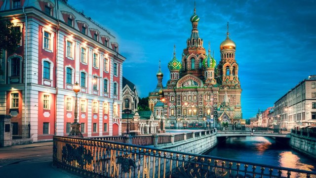 ทัวร์รัสเซีย Church of the Savior on Spilled Blood