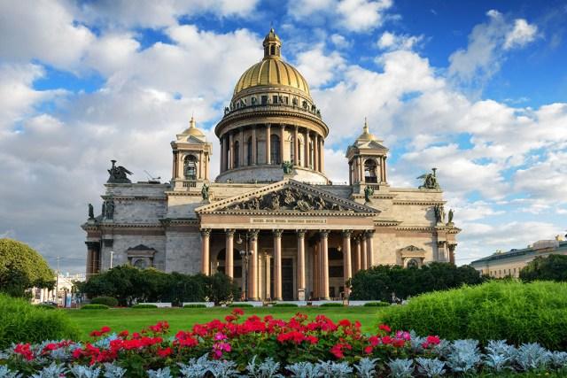 ทัวร์รัสเซีย St.Isaac's Cathedral