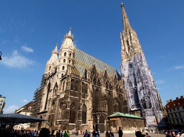 โบสถ์เซนสเตฟรานซ์ ทัวร์ออสเตรีย