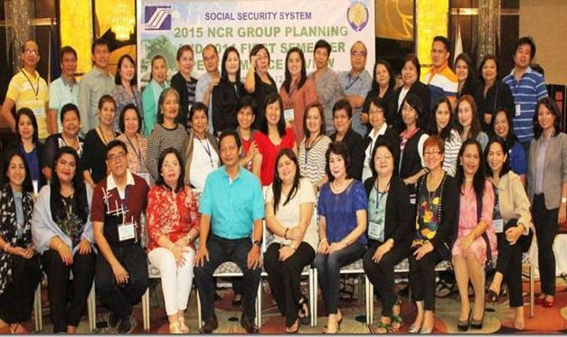 SSS NCR Operations Group collects P10.81 in 1st Sem 2014