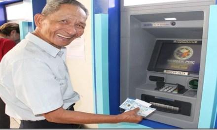 SSS pensioners nai-withdraw na ang P1,000 dagdag benepisyo
