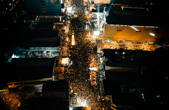 "Jam-packed ""Tigtigan Terakan Keng Dalan 2018"" beats previous records"