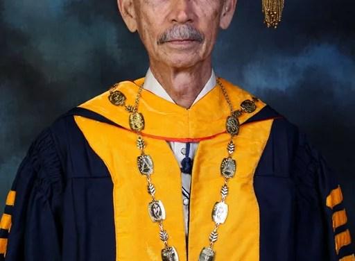 National Scientist Edgardo D. Gomez passes away at 81